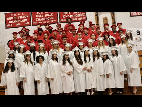 Martin Luther School-  Class of 2019 Farewell