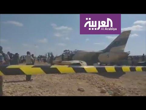 مصير الطائرة العسكرية الليبية التي هبطت في تونس  - نشر قبل 2 ساعة