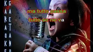 Ricchi e Poveri Che sarà karaoke con coro