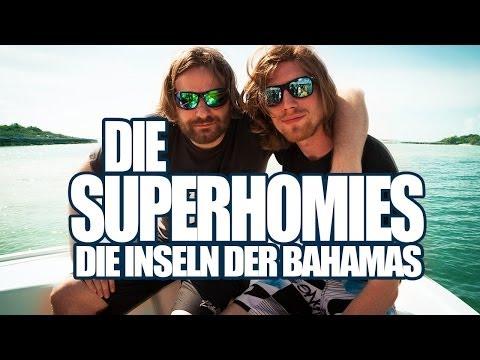 Die Superhomies in der Karibik - Die Inseln der Bahamas (mit Gronkh & Sarazar)