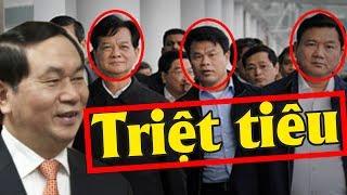 Sợ đàn em Nguyễn Tấn Dũng phản công, CT Trần Đại Quang lệnh cho Bộ CA tung vũ khí bí mật