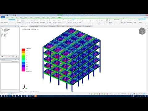 APPLYING LOADS, ANALYSIS & DESIGN IN TEKLA STRUCTURAL DESIGNER 2016