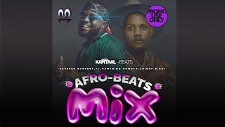 Cassper Nyovest - Friday Night ft. Samthing Soweto AfroBeats Mix