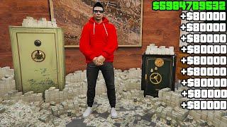 How to get easy Money in GTA Online Solo