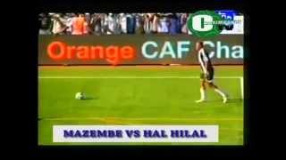 MazembeMAZEMBE vs Hal Hilal Na LUBUMBASHI 2017 Video
