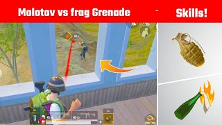 You will love this Throwable fight | Pubg lite Gameplay By - Gamo Boy