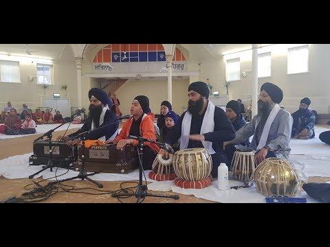 Live Bradford Annual Kirtan Smagam Raensbai 15 June 2019 AKJ Org