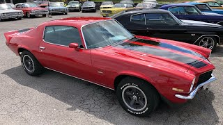 """SOLD"" Test Drive 1971 Camaro $22,900 Maple Motors"