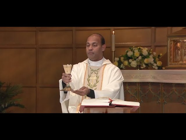 Catholic Mass Today Daily Tv Mass Thursday May 21 2020 Youtube