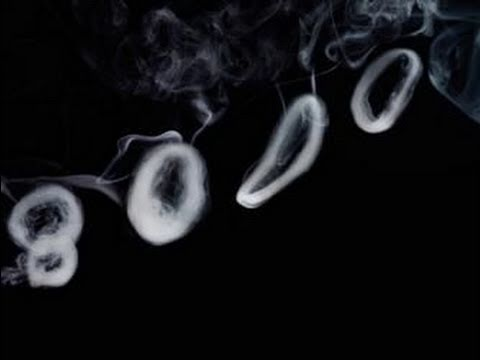 How To Blow Smoke Rings 4 7 11 Youtube