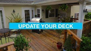 4 Easy Deck Upgrades