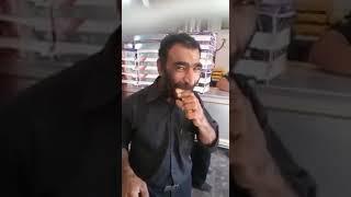 Pakistani Man Eat Ice-cream in One Junk Funny Video
