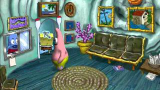 Spongebob the Movie PC Game Chapter 6 A Pain in the Back