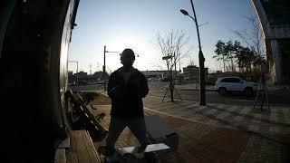 스케이트보드기물DIY (skateboard ramp D…