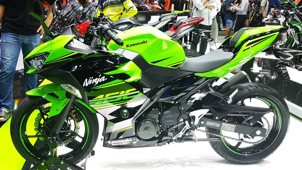 new kawasaki ninja 400 krt edition youtube. Black Bedroom Furniture Sets. Home Design Ideas