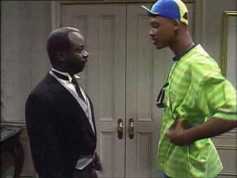 Fresh Prince Door Knock Rap ( Will Smith ) NBC