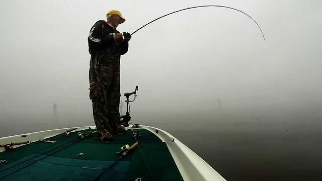 Caddo lake fishing 2 youtube for Caddo lake fishing report