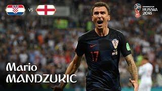 Mario Mandzukic Goal – Croatia v England – MATCH 62