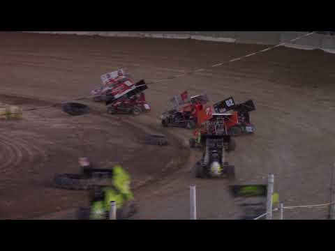 Old Bradford Speedway NY6A Micro Sprint Feature 7-1-18