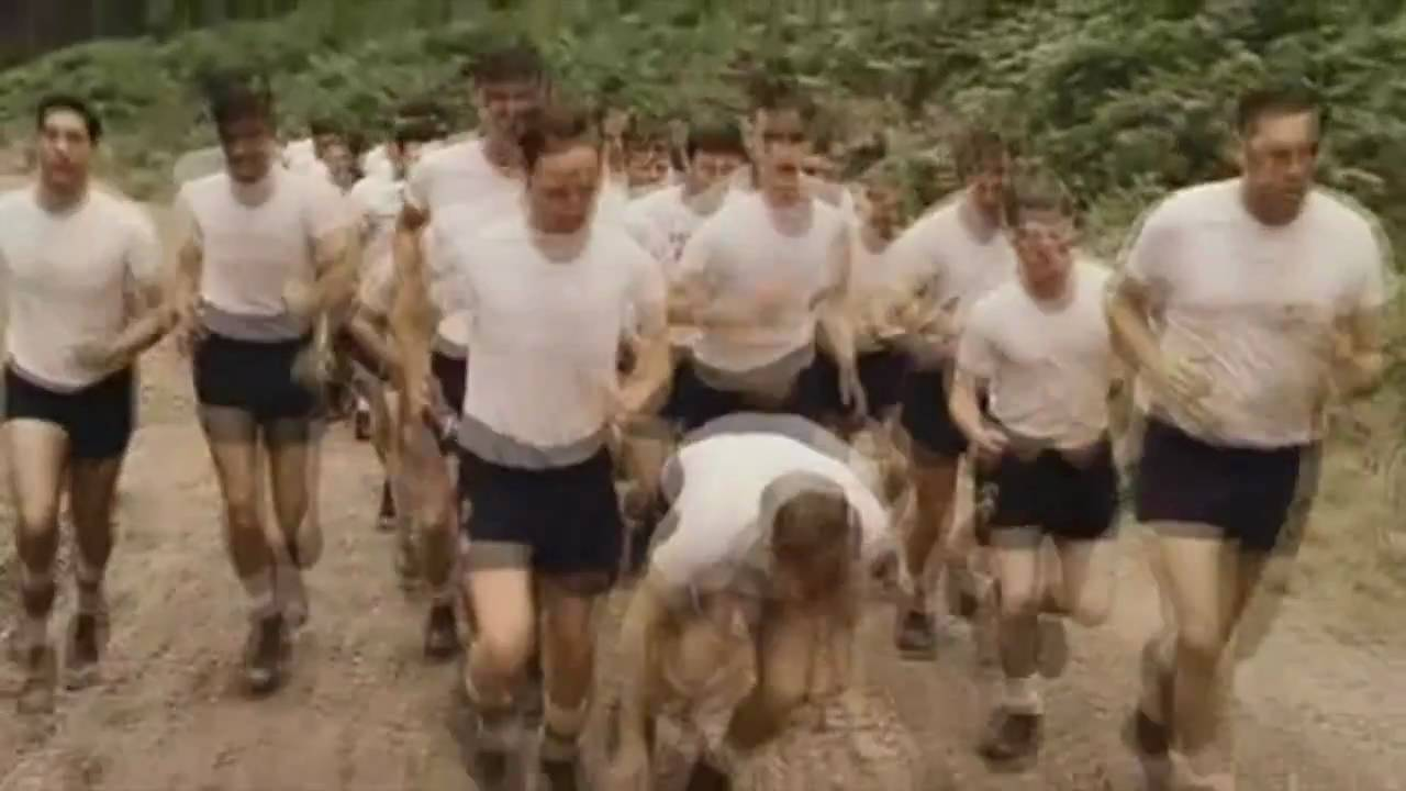 """Download Band of Brothers - """" Currahee """" - Episode 1 part 1   HD  """