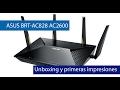 ASUS BRT-AC828: Conoce este router Dual WAN y VPN con Wi-Fi AC2600