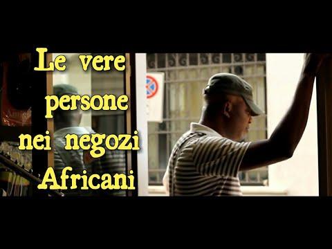 Negozio Africano (film) UNA ITALIA COLORATA ft. il mio vero padre
