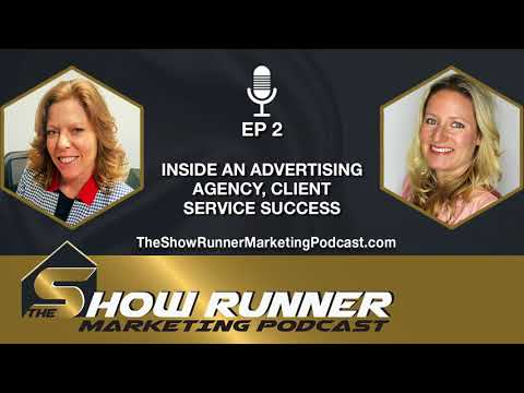 Ep. 2 - Inside an Advertising Agency, Client Service Success with Utahna Hadden