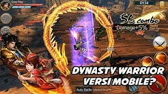 Dynasty Warrior Mobile? Dynasty Legends 2019: True Hero Rises from Chaos (Android/iOS)