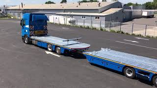 Transports mobiles-home / export