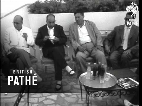 Meeting Of The Neo Destour (1957)