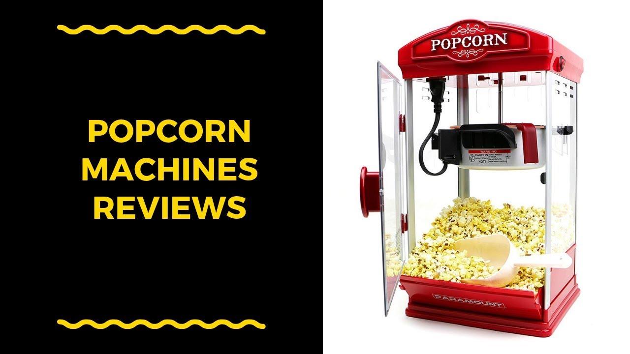 3 Best Popcorn Machines You Can Buy 2019 - Popcorn ...