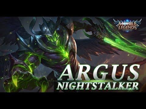Mobile Legends Argus MVP |KDA 12-2-11