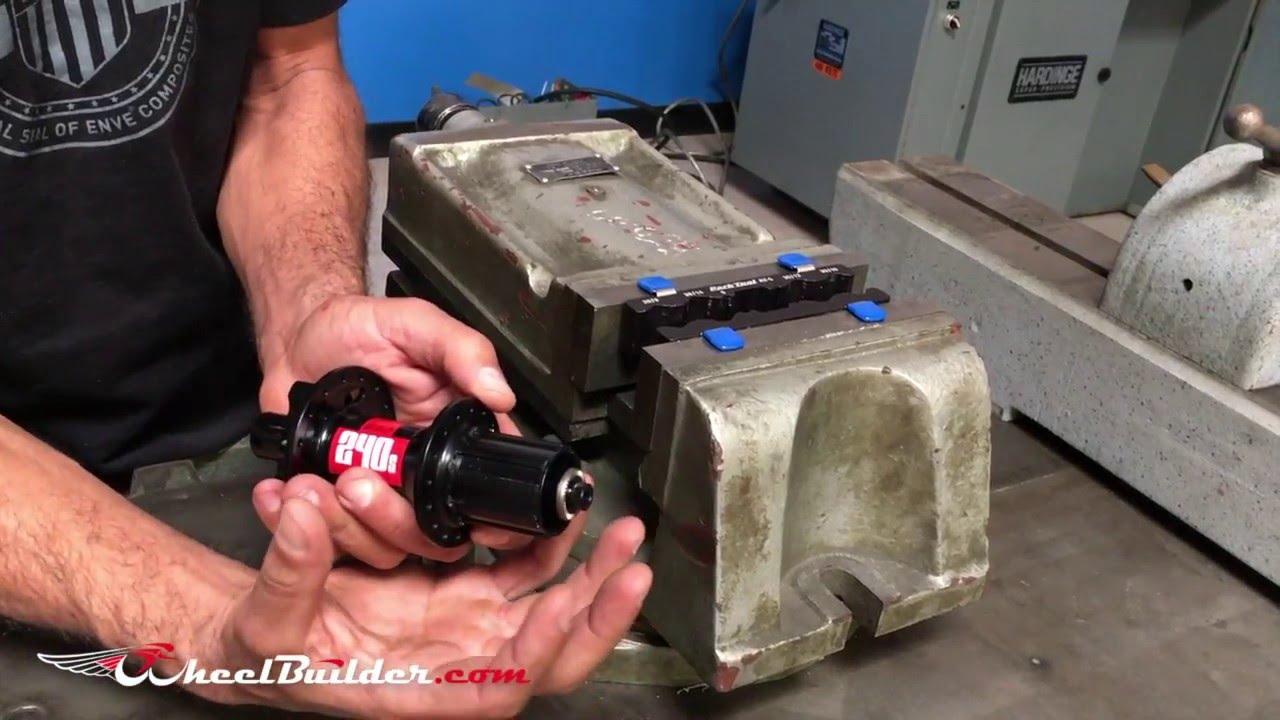 Park Tool AV-5 Axle//Spindle Vise Inserts