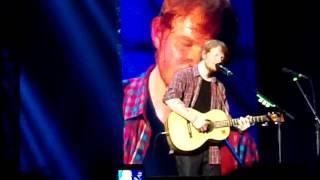 Ed Sheeran Atlanta, GA 9-12-14