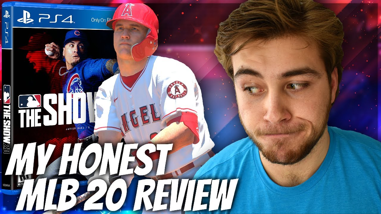 My Honest Review Of MLB The Show 20 | The Good, The Bad, And The Ugly