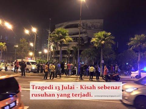 LowYat: Tragedi 13 Julai - Kisah Sebenar Rusuhan Yang Terjadi - Low Yat Bukit Bintang Fight / Riots