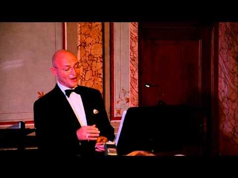 Roberto Lovera in Der Lindenbaum di F. Schubert
