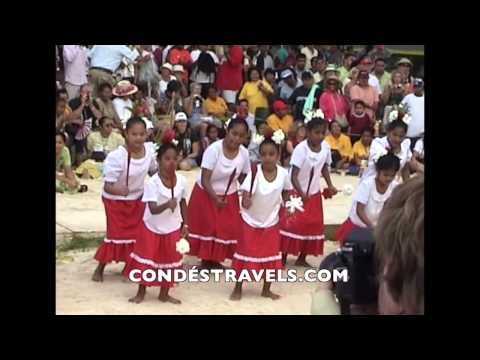 Festival of Pacific Arts at Palau - Opening Ceremony 3
