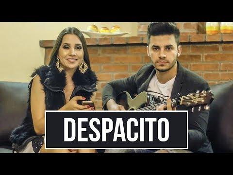 Luis Fonsi - Despacito ft. Daddy Yankee (Cover por Mariana e Mateus)