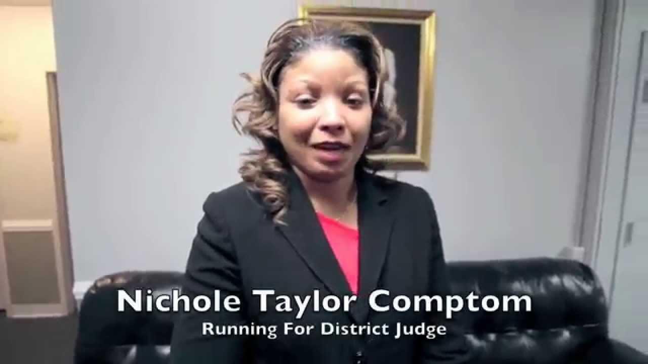 Nichole Compton District Judge