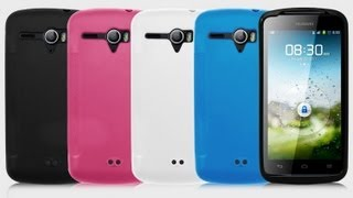 Обзор Huawei G500 Pro Shine из линейки Ascend