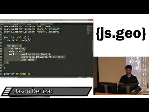 JS.Geo- Real Time GeoJSON APIs