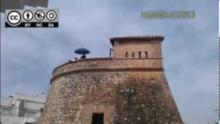 visita al castillo de Baños