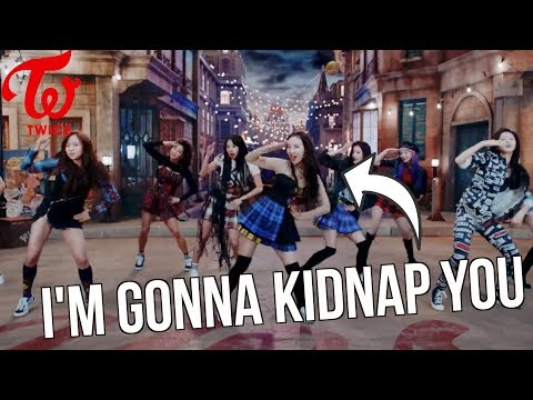 IF K-POP SONGS WERE LITERAL TWICE - YES or YES