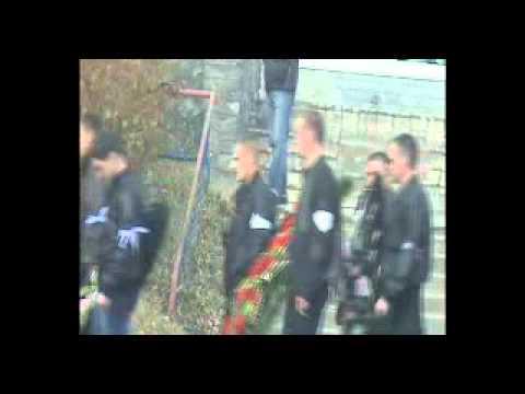 Партизанск. Похороны Кисы