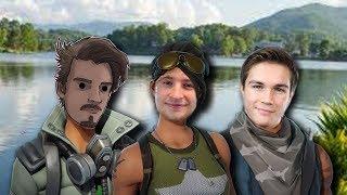 Der Noob-Lake ruft!!! | Fortnite Highlights feat. Sola und Rumathra