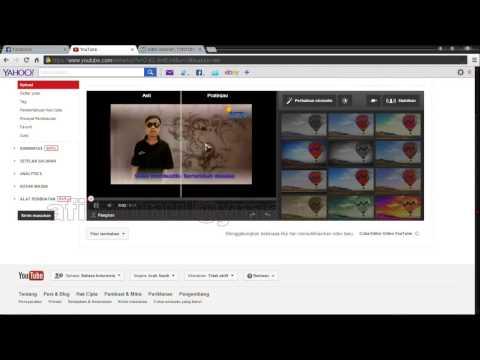 cara memotong vidio di youtube