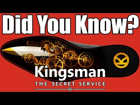 DID YOU KNOW? - Kingsman : The Secret Service (2014)