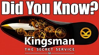 Video DID YOU KNOW? - Kingsman : The Secret Service (2014) download MP3, 3GP, MP4, WEBM, AVI, FLV Juli 2018