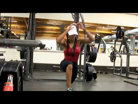 Pauline Mitchell-Road to the Wbff Worlds Training ...